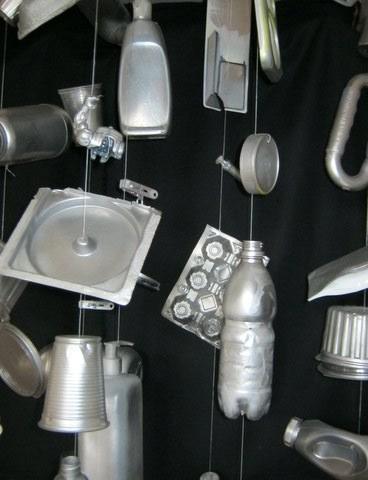 El plástico nuestro de cada día (detalle) - De María José Fort