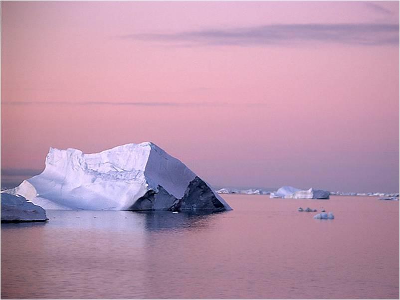 Bellas imágenes antárticas